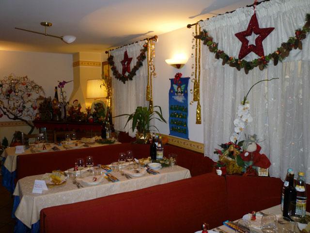 Trattoria Da Gisa Il Pranzo Di Natale